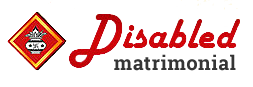 Disabled Matrimonial Logo